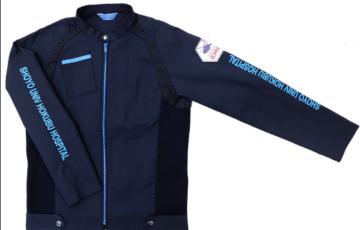 コードブルー フライトスーツジャケット
