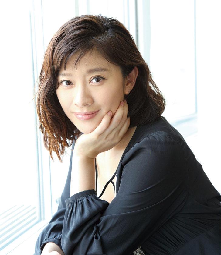 篠原涼子 髪型 民衆の敵