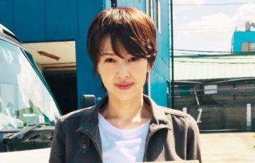 吉瀬美智子髪型 ショートヘア シグナル